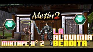 METIN 2.ES HIDRA MIXTAPE // LA ALQUIMIA BENDITA // PAISPER