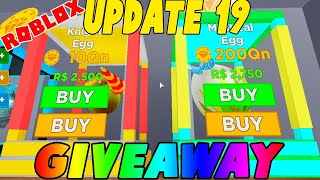 🔴🧲🚀 Roblox Magnet Simulator UPDATE 19!| HAUSTIER GIVEAWAY | Roblox Live-Stream🔴