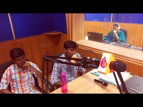 Rathinavani 90.8 Talks|Coimbatore SFI Secretary Mr.Prabhu|Students Socio Issues