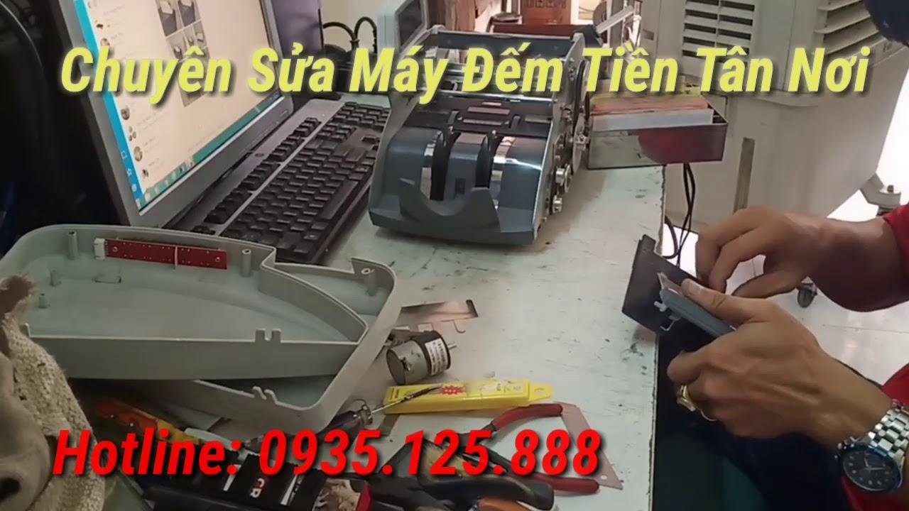 Sửa Máy Đếm Tiền Tận Nơi Tại Hà Nội Chuyên Nghiệp Giá Rẻ