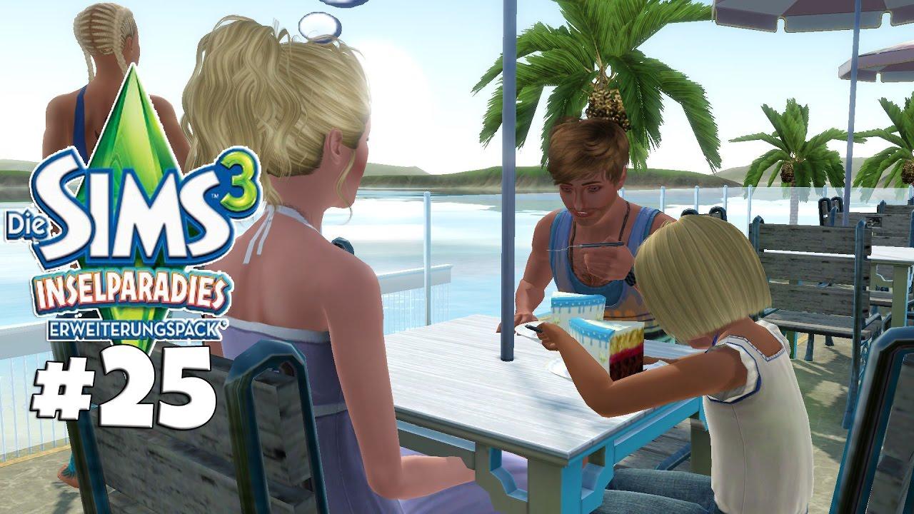 Ein 5 Sterne Resort Lets Play Die Sims 3 Inselparadies Part 25