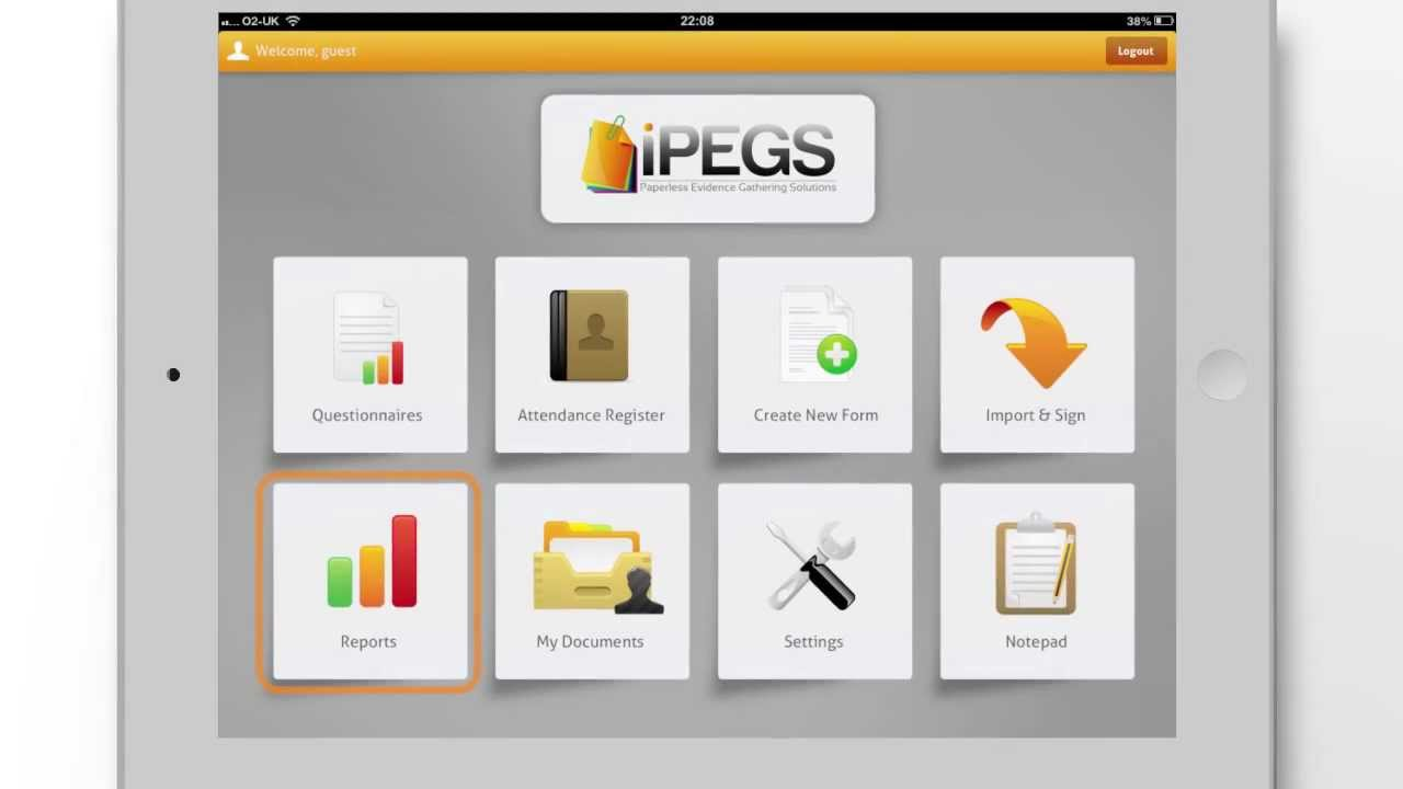 Go Paperless With Ipegs Form App Form Builder