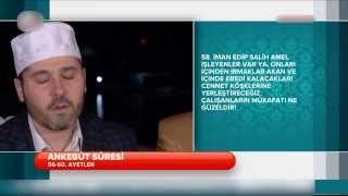 Hasan Tok - Ankebut (56-60) - Kuran'ı Kerim Tilaveti (Aşir)