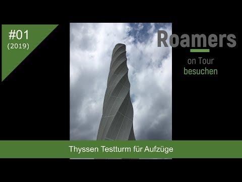 ThyssenTestturm Für Aufzüge