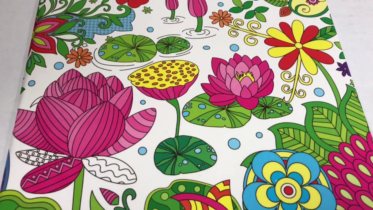 Browse With Me DOLLAR TREE New Gifts Coloring Book - YouTube