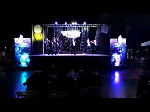 BP (black pearl) cover bts intro +mic drop งานflower cover dance 2017