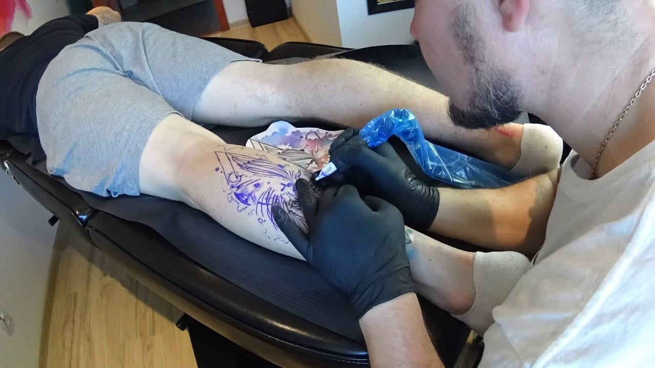 Baltic Ink Tattoo Studio Studio Tatuażu Gdańsk Sopot Gdynias