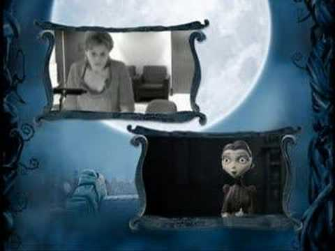 Corpse Bride voice overs-Johnny Depp,Emily Watson-2005