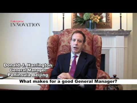 Executive Voices: Qualities of a good general manager