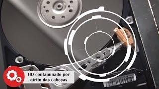 HD BATENDO CABEÇA CLICANDO ? AGULHA FAZENDO BARULHO | Solução Como Recuperar Dados?