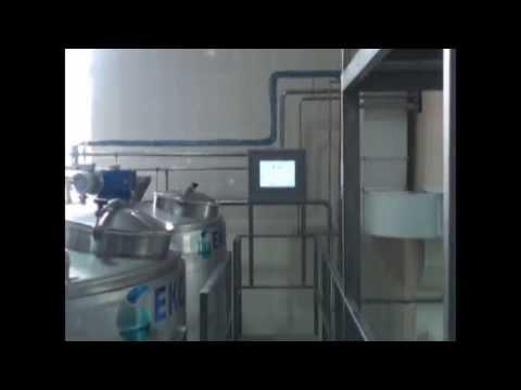 Производство кисломолочной продукции
