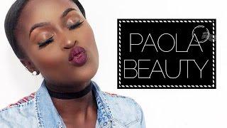 PAOLABEAUTY | BIENVENUE SUR MA CHAINE Thumbnail