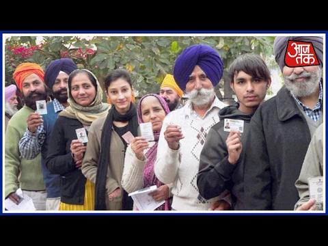 Punjab Elections: Triangular Contest Between SAD-BJP, Congress, AAP