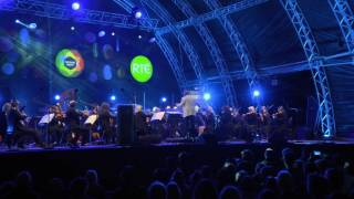 RTÉ Concert Orchestra | Bowie/Prince Medley | Culture Night