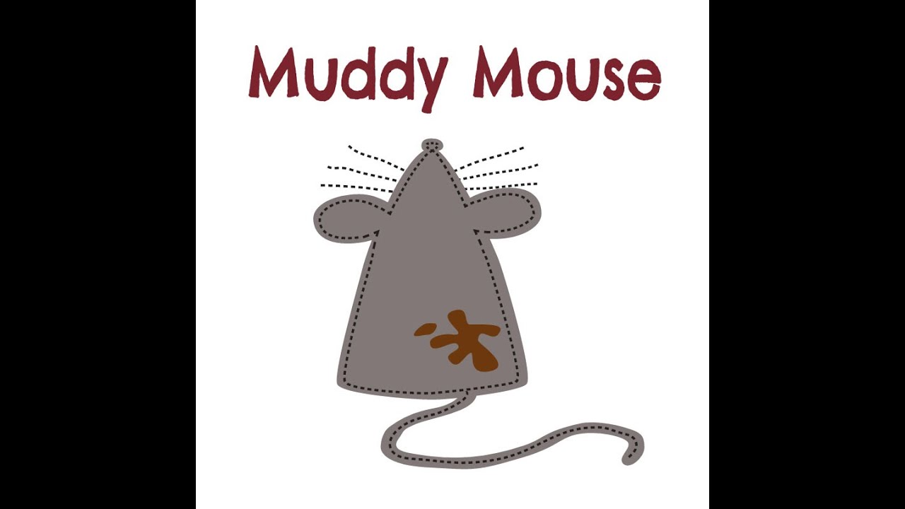 Muddy Mouse Iron On Patches Application Instructions Hd Youtube