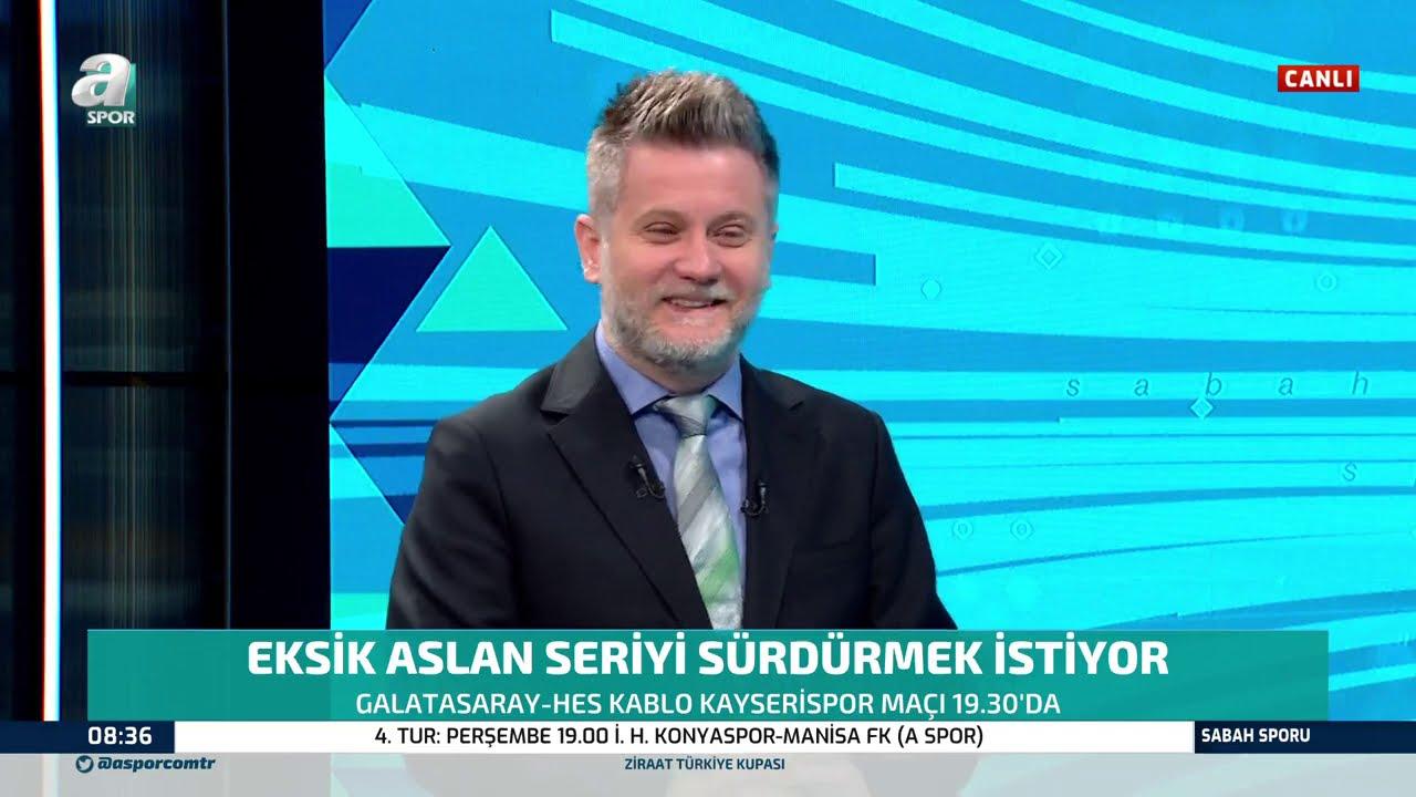 """Volkan Demir: """"Falcao Kolay Kolay Formayı Bırakacak Bir Futbolcu Değil"""""""