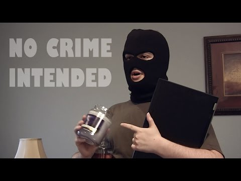 No Crime Intended