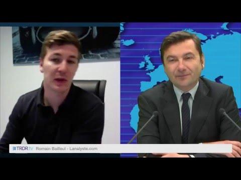 TRDR.tv Interviews Romain Bailleul From Www.lanalyste.com