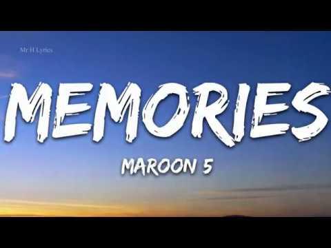 Maroon 5 - Memories (Lyrics) - 1 hour lyrics