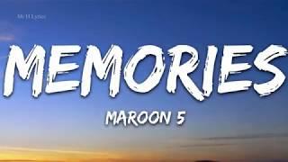 Download Maroon 5 - Memories (Lyrics) - 1 hour lyrics