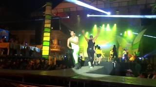 Coreografia de despedida de Heidy Rodriguez Reina de Vinces