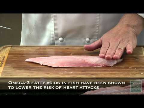 How to Fillet a Fish - Texas Parks and Wildlife [Official]
