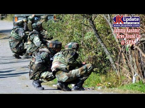 Jammu Kashmir News Round Up 09 Sep  2017