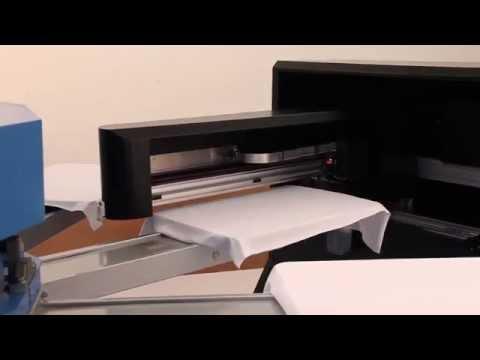 DIGISCREEN - Digital screen printing machine