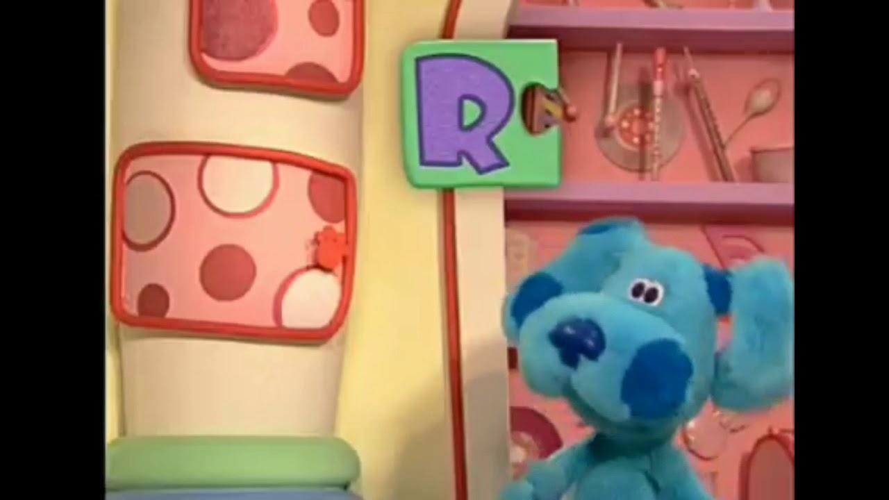 Blues Room Alphabet Part 1