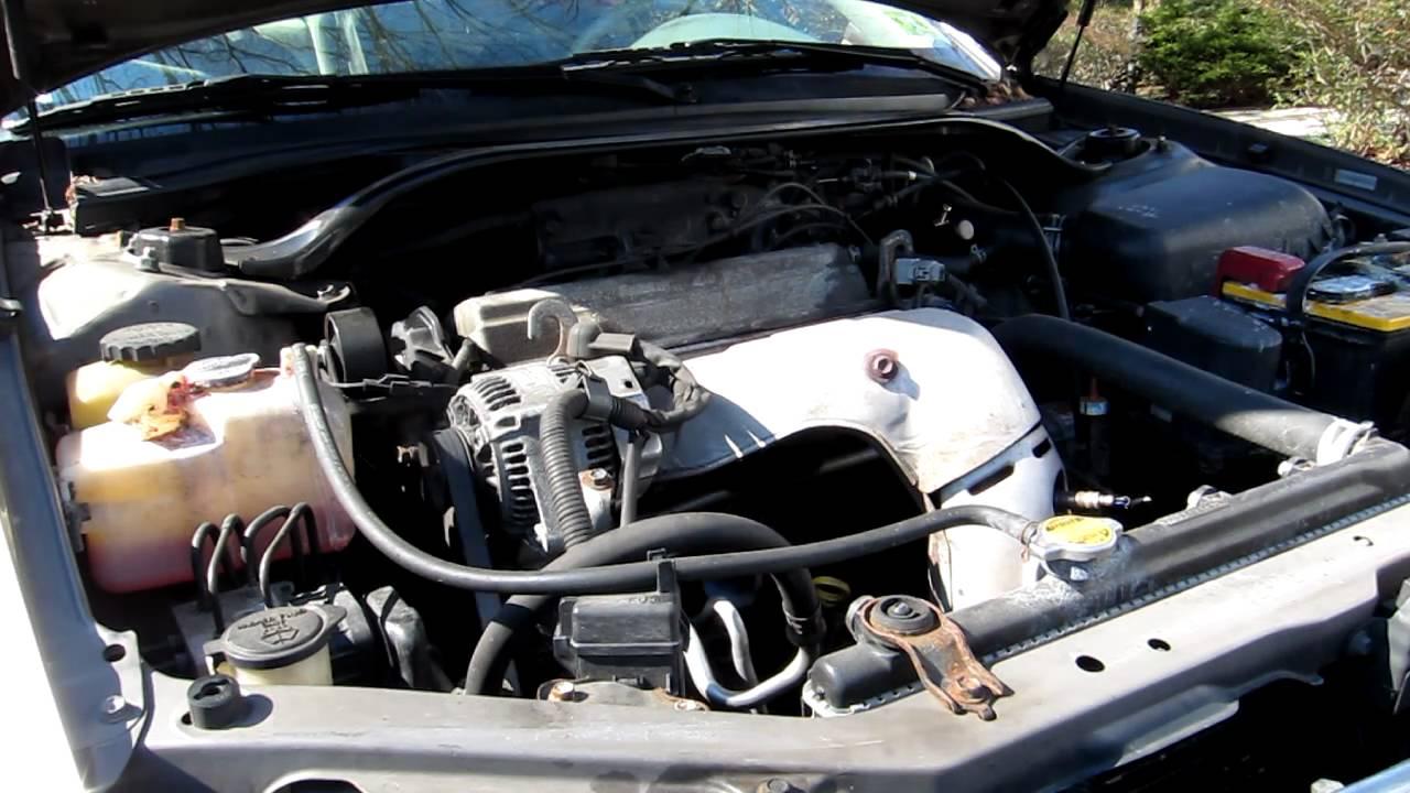 Toyota Camry Solara 2 2 Se Engine Noise Knocking