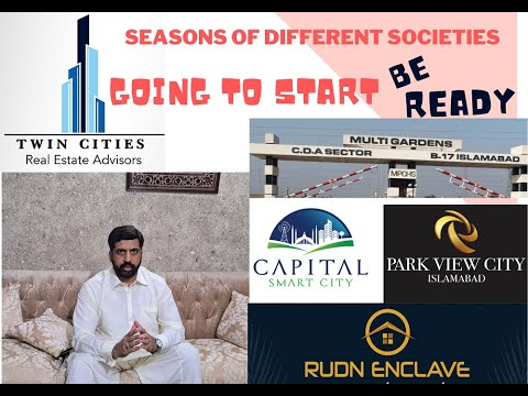 Seasons Of Different Societies Going To Start|| Twin Cities Real Estate Advisors||