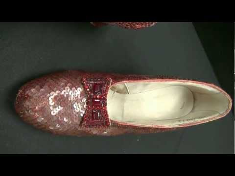 Judy Garland Wizard of Oz Ruby Slippers Movie Prop Auction Profiles in History's Joe Maddalena mp3