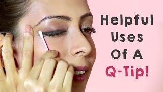 3 Awesome Uses for Q Tips You Definitely Didn