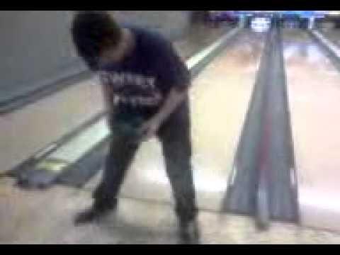 amazing bowling shot ttp