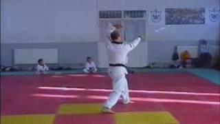 18-Taekwondo-ibrahim yeşildağ-Poomse Hansoo Siyah kuşak-8.Dan.wmv