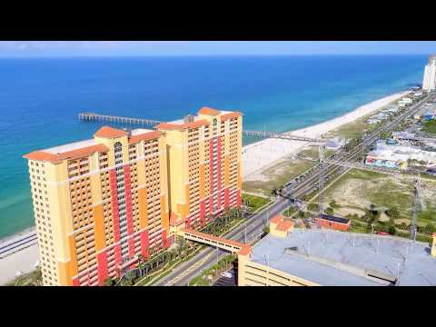 Resort Vacation Rental: Calypso Resort & Towers 1602W, Panama City Beach