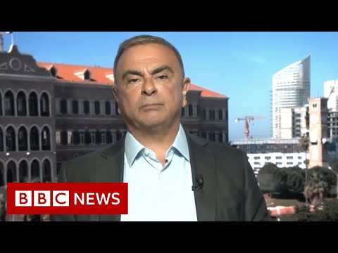 How Ex-Nissan boss Carlos Ghosn escaped Japan in a box - BBC News