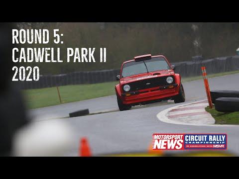 MSN Rally - Programme 5 - Cadwell Park II