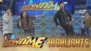 "Video It's Showtime: Ylona and Darren's ""Taga-Saan Ka?"" challenge download MP3, 3GP, MP4, WEBM, AVI, FLV Agustus 2018"