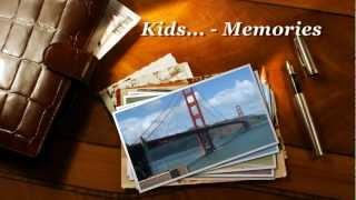 Erinnerungsfotos auf DVD Diashow Vorlage Nero Video Vision Kwik BD Blu-ray AVCHD Memories
