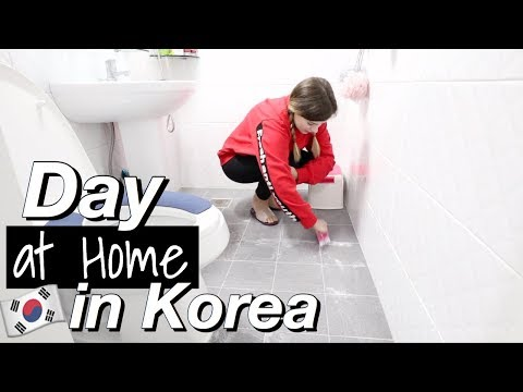 Day at Home with Me in Seoul, Korea 🇰🇷
