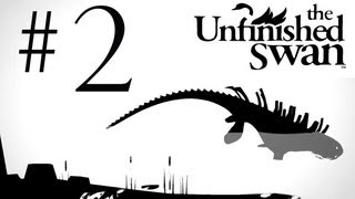 The Unfinished Swan Walkthrough HD - Part 2 [No Commentary]