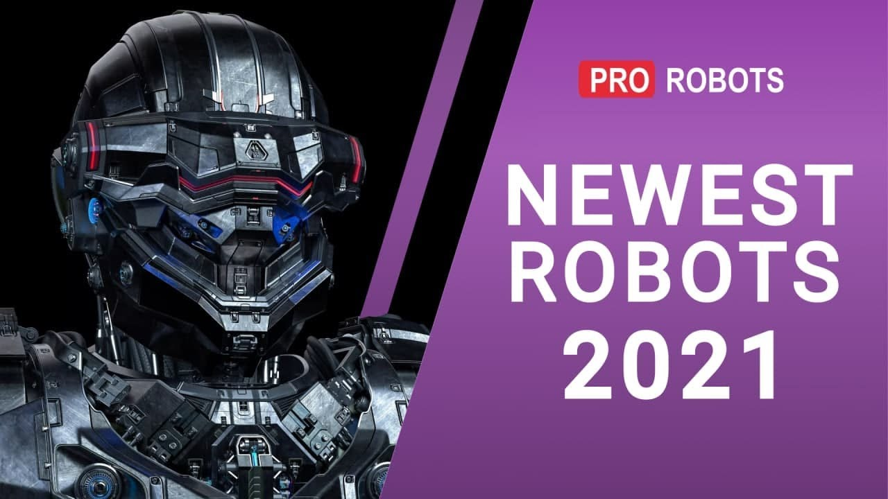 Download The newest robots 2021 | Incredible and technologically advanced robots
