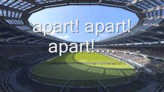 (PES 2009) six10repeater - Today Somehow HQ + Lyrics