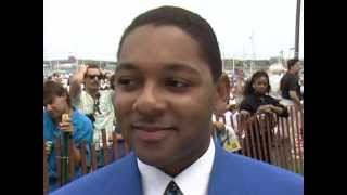 Wynton Marsalis - Interview - 08/18/89 - Newport Casino (OFFICIAL)