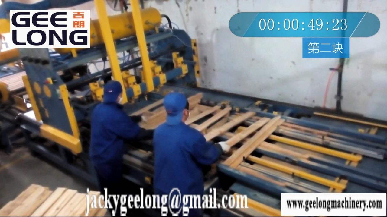 wood pallet machine,wood pallet making machine,automatic ...