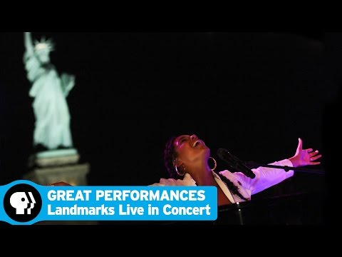 GREAT PERFORMANCES | Landmarks Live in Concert - Alicia Keys: Official Trailer | PBS