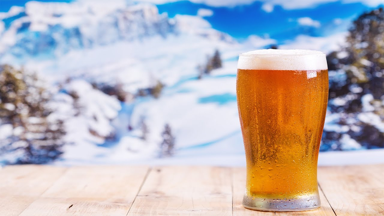 Does drinking alcohol really help prevent hypothermia for Michigan craft beer festival