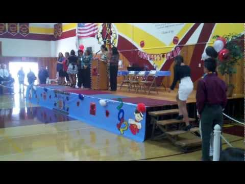 Nestor Language Academy Charter School 6th Grade Graduating Class of 2012