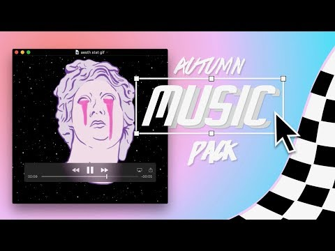 TUMBLR MUSIC PACK! Fall music youtubers use!